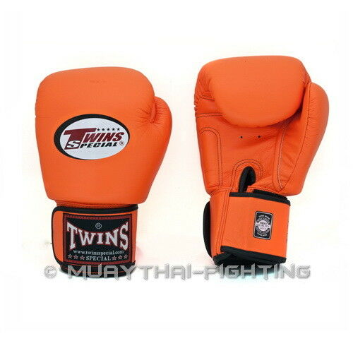 New Twins Special Muay Thai Boxing Gloves 8 10 12 14 16 oz BGVL-3 FBGV Signature