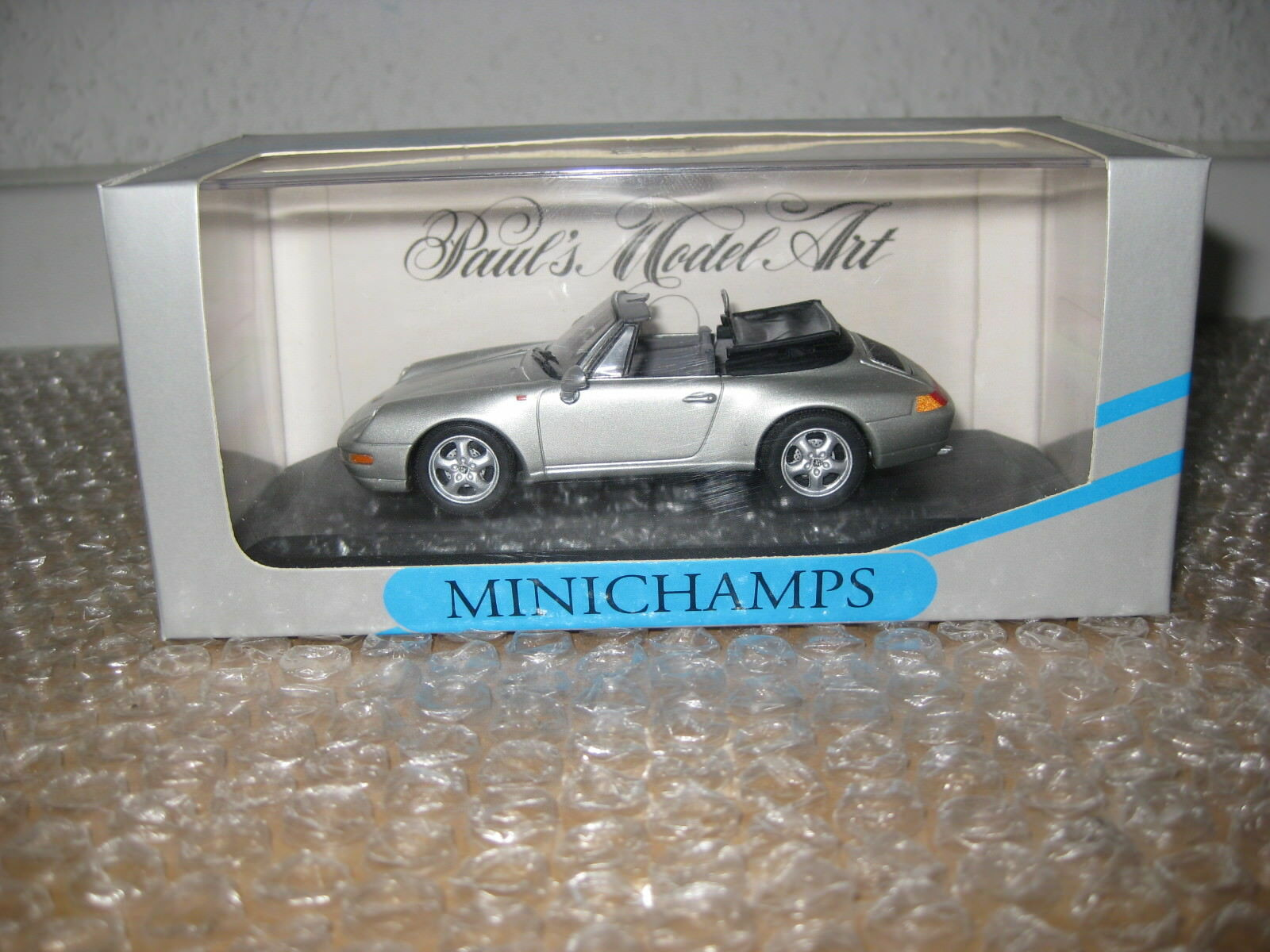 Minichamps 1 43 PORSCHE 993 Cabrio n. 430063030 q853