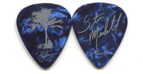 KENNY CHESNEY 2011 Coastal Tour Guitar Pick!! STEVE MARSHALL custom stage #1