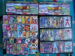 LOT 98 CARTES DRAGON BALL SUPER CARD GAME VF BT14 Full Set (C, UC)  NEUF