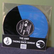 "Taking Back Sunday/The Used ""split tour"" 10"" OOP Brand New Bayside Blink 182"