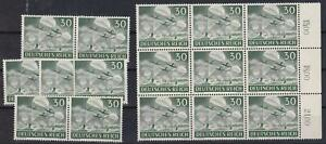 NAZI-3rd-Reich-MNH-AIRBORNE-PARATROOPERS-16-Stamps