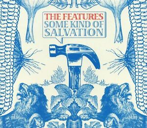 The-Features-Some-Kind-Of-Salvation-2009-CD-Digipak-New-amp-Sealed