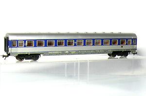 Fleischmann-5184-h0-Train-Rapide-Voiture-2-kl-bwumz-237-DB-popfarben-mauvais-toit