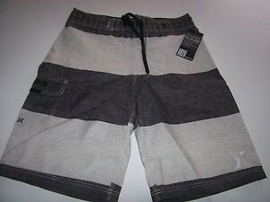 0be6966438 Image is loading New-HURLEY-swimsuit-swim-trunks-board-shorts-ICON-