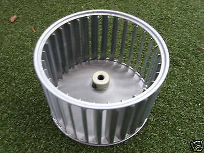 "HVAC Squirrel Cage Blower Wheel CCW 5/16"" Bore Brand New!"