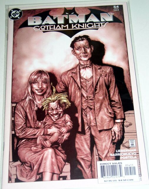 BATMAN GOTHAM KNIGHTS #54 THINGS THAT SCARE THE JOKER  ISSUE  NM 2004