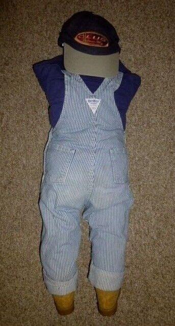 LITTLE BOY Fake Kid MOVIE PROP Toddler Sized STUNT DOLL 3-Feet Tall FUNNY PRANKS