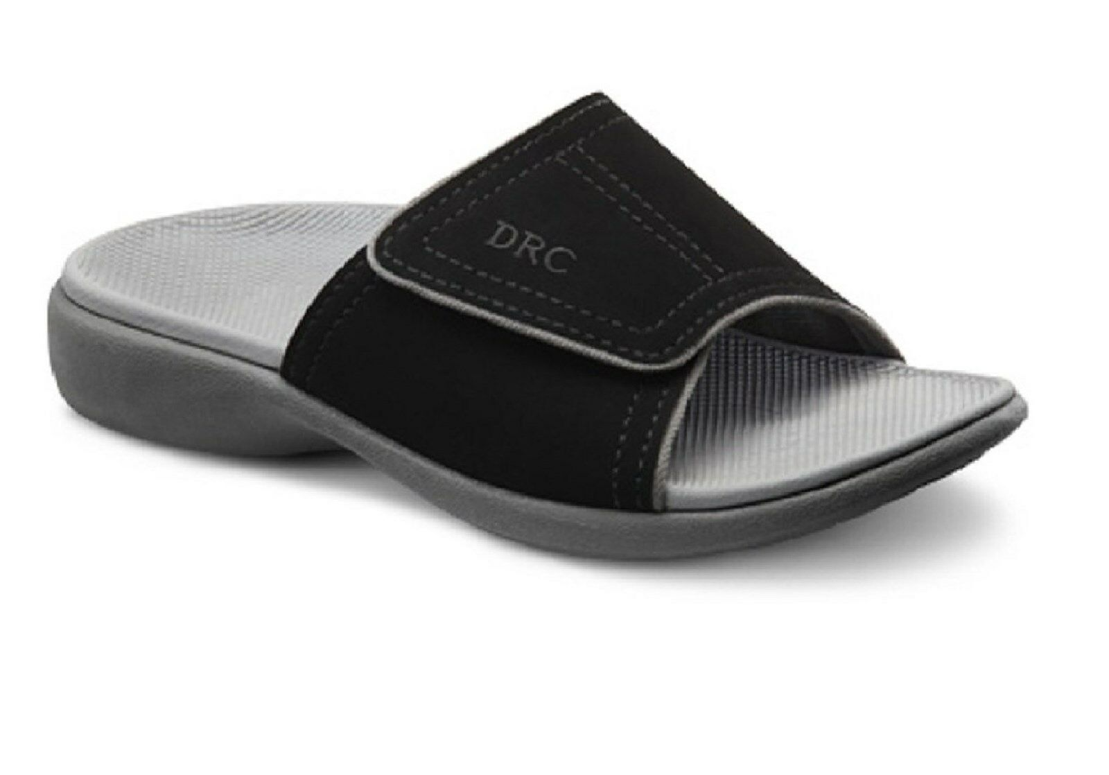 Dr Comfort Men Connor- Arch Support Sandal