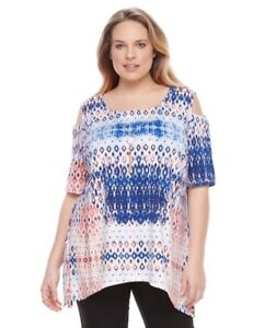 Image is loading AB-Studio-Plus-1X-NWT-Cold-Shoulder-With-