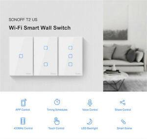 Smart-Home-Sonoff-T2-1-2-3Gang-Wireless-WiFi-Panel-Touch-Wall-Switch-RF-Control