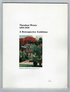 1980-THEODORE-WORES-Exhibition-ART-Huntsville-Museum-SAN-FRANCISCO-Artist