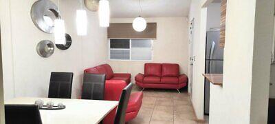 Departamento En Renta Plaza Del Parque AMUEBLADO 2 Recamaras 2 Baños Privada Alberca Factura .T1