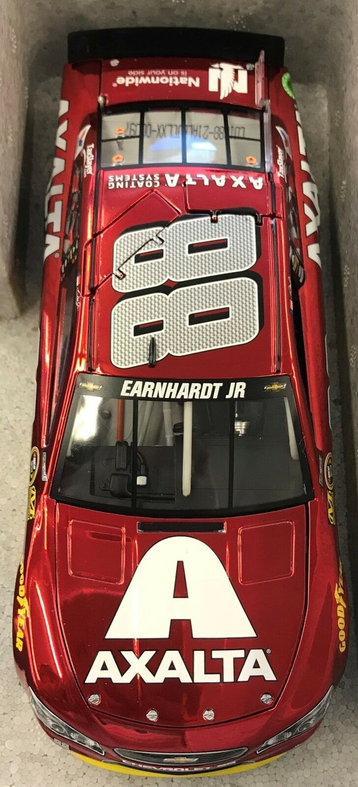 Dale Earnhardt Jr. - 2016 1 24 Axalta color Chrome (216)
