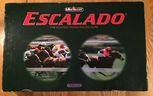 Chad-Valley-Escalado-Horse-Racing-Game-1997-Complete