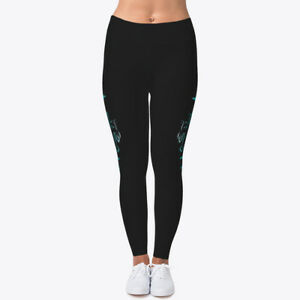 Coniglio Pantaloni yoga donna Heartbeat Bunny per leggings Fitness Stretch per Farm Stampa qwqZPxzUr