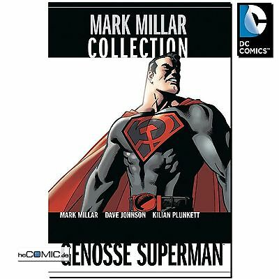 Mark Millar Collection 4 Genosse Superman alternativer UDSSR DC Panini COMIC NE