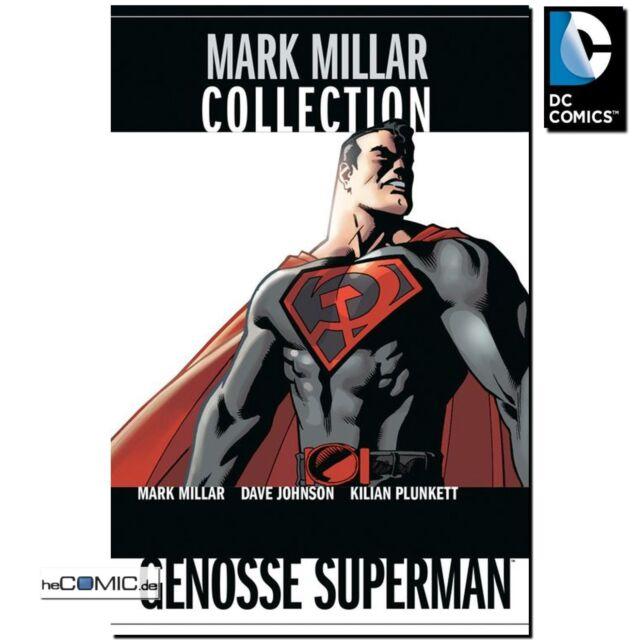 Mark Millar Collection 4 Genosse Superman alternativer UDSSR DC Panini COMIC NE