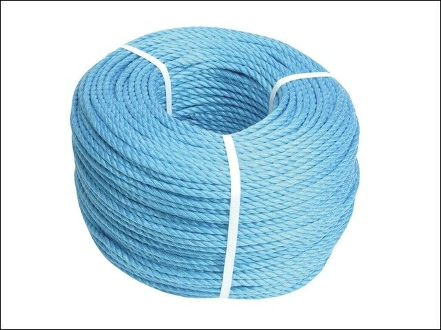 bluee Poly Rope 6mm x 220m - Chains, Ropes & Tie-Downs - FAIRB22060