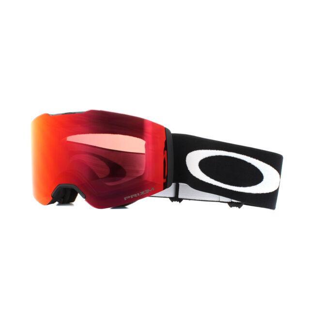 cbf1e87094 Oakley Fall Line 2018 Goggle in Matte Black Prizm Snow Torch Iridium ...