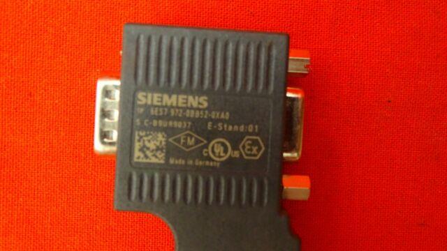 Simens SIMATIC s7 6es7972-0bb52-0xa0 6es7 972-0bb52-0xa0 e 02-SEALED