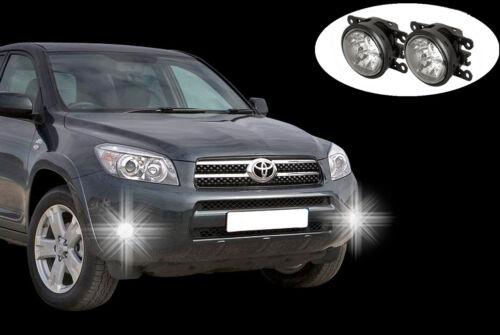 LED Tagfahrlicht LED Nebelscheinwerfer Toyota RAV4 06-08 Tagfahrleuchte DRL