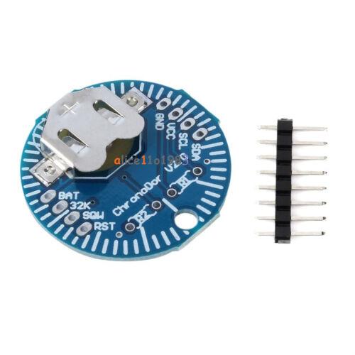 5Pcs RTC IIC I2C DS3231SN Real Time Clock Module ChronoDot V2.0 For Arduino