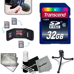 Transcend-32GB-High-Speed-Memory-Card-KIT-f-SONY-Alpha-A3000