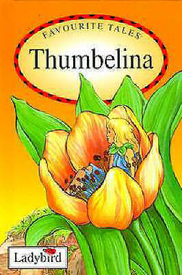 """AS NEW"" H.C. Andersen, Thumbelina Book"