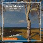 Georg Schumann: Piano Trios 1 & 2 (CD, Nov-2011, CPO)