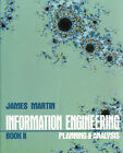 Information Engineering Book II: Planning and Analysis by James Martin (Paperback, 1989)