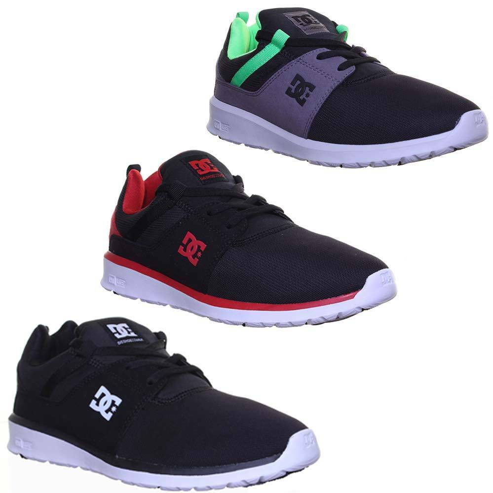 Dc Skate Shoes Heathrow Mens Lightweight Trainer Size