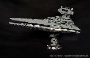 Display-stand-3D-angled-for-Lego-6211-75055-Star-Destroyer-Imperial-Star-Wars