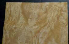 Chestnut Burl Raw Wood Veneer Sheet 8 X 12 Inches 142nd Thick I4682 38