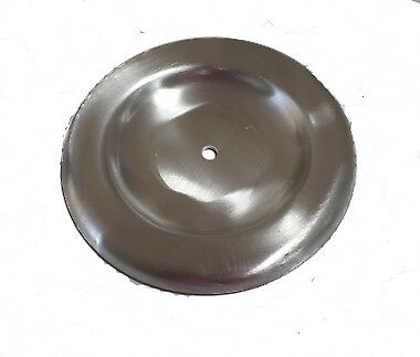 New Reproduction Air Filter Alloy Lid that fits the 1968-1979 Maico