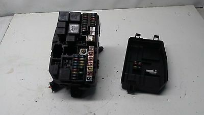 jaguar  type   engine fuse box computer