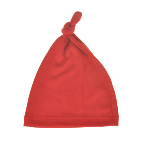 1PC Newborn Baby Boys Girls Beanie Knotted Cotton Hat Soft Cap Infant Hat SP