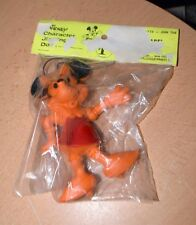 VINTAGE Diener Disney Character Jiggling Doll Minnie Mouse NEW SEALED