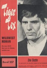 "TIGER Tex n. 207 *** condizioni 1-2 *** ""Hessel"""