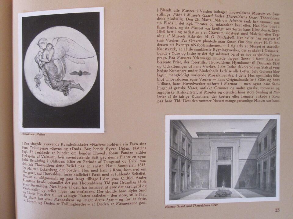 Bøger og blade, Fra Museer og Samlinger