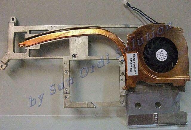 Ventilateur pour SONY PCG-8U1M VAIO VGN-A617M