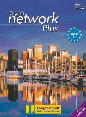 English Network Plus. New Edition. Schülerbuch: Niveau B1. ohne Audio CD`s