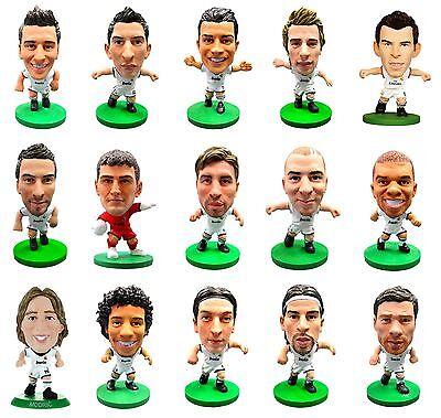 Soccerstarz Inglaterra 4 jugador Blister un Figuras