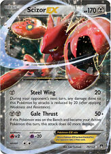 Pokemon TCG XY BREAKPOINT : SCIZOR EX 76/122