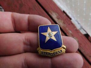 US-Army-409TH-INFANTRY-REGIMENT-DUI-CB-DI-Pin-Badge-Unit-Crest