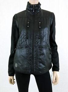 Nwt Michael Kors Quilted Light Sport Jacket Vest Removable