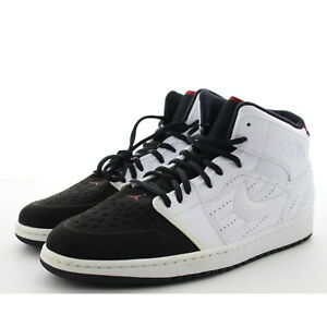 size 40 30ee8 98d53 Details about Nike 654140 Mens Air Jordan 1 Retro 99 Last Shot Mid  Basketball Shoes Sneakers
