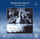 Love Drum Talk by Babatunde Olatunji (CD, Sep-1997, Chesky Records)