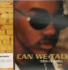 Tevin Campbell Can we talk (1993) [Maxi-CD]