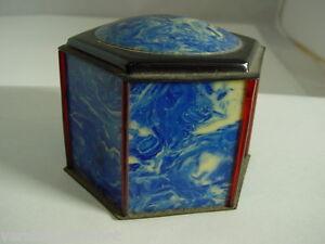Sehr-alte-Celluloid-Dose-vermutlich-Teedose-um-1920-30